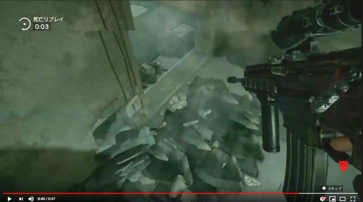 【R6S】今日のシージpart31(動画あり)【敵の神プレイに興奮!】:絶妙なタイミングで乗り越え・・・